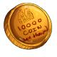 Fake Ten Thousand Dukka Coin