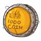 One Thousand Dukka Coin Plushie