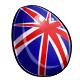 British Easter Egg