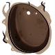 Burnt Easter Egg