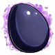 Dark Fairy Easter Egg