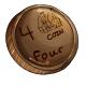 Fake Four Dukka Coin