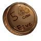 Fake Five Dukka Coin