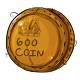 Six Hundred Dukka Coin Plushie