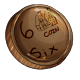 Fake Six Dukka Coin
