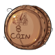 Eight Dukka Coin Plushie