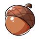 Acorn Gumball