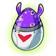 Alien Glowing Egg