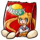 Anime Potato Chips
