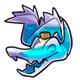 Aqua Crikey Potion