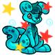 Enchanted Aqua Doyle Plushie
