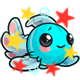 Enchanted Aqua Equilor Plushie