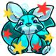 Enchanted Aqua Eyru Plushie