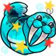 Enchanted Aqua Flab Plushie