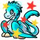 Enchanted Aqua Gobble Plushie