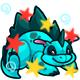 Enchanted Aqua Grint Plushie