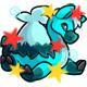 Enchanted Aqua Hump Plushie