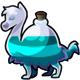 Aqua Hump Potion