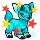 Enchanted Aqua Kidlet Plushie