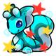 Enchanted Aqua Limax Plushie