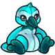Aqua Newth Plushie