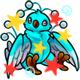 Enchanted Aqua Osafo Plushie