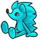 Aqua Rofling Plushie
