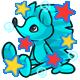 Enchanted Aqua Rofling Plushie