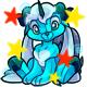 Enchanted Aqua Straya Plushie
