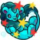 Enchanted Aqua Tantua Plushie