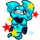 Enchanted Aqua Zoink Plushie
