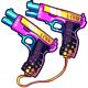 Arcade Dual Guns