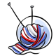 Ball of Space Yarn
