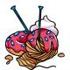 Ball of Fat Yarn