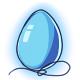 Balloon Glowing Egg