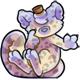Beige Figaro Potion
