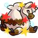 Enchanted Beige Hump Plushie