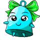 Blue Bellerina