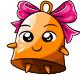 Orange Bellerina