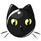Black Cat Gumball