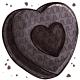 Black Heart Pinata