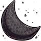 Black Moon Pinata
