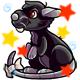 Enchanted Black Basil Plushie