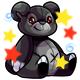 Enchanted Black Feliz Plushie