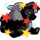 Enchanted Black Hump Plushie