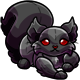 Black Kaala Plushie