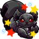 Enchanted Black Kaala Plushie