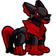 Black Raulf Plushie