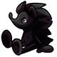 Black Rofling Plushie