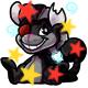 Enchanted Black Sybri Plushie